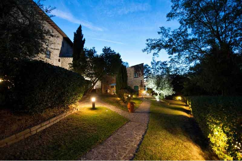 By Night - Borgo La Casaccia