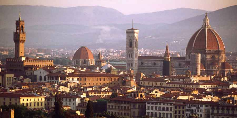 Florence - The cradle of Renaissance